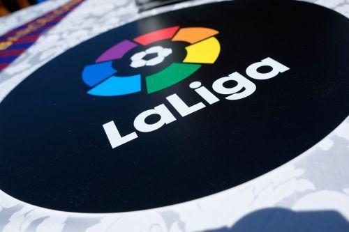 Image result for la liga logo sportskeeda