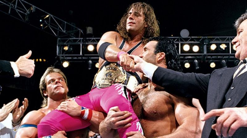 Hart was great, but there was always one match that didn