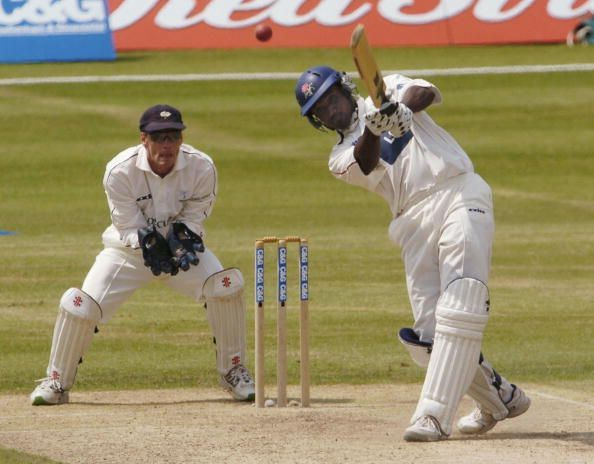 Carl Hooper plied his trade in Tests and ODIs for the West Indies between 1987 and 2003