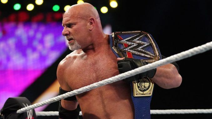What if Goldberg as champion is best for business?