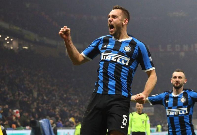 De Vrij has nailed down his spot at the heart of Inter