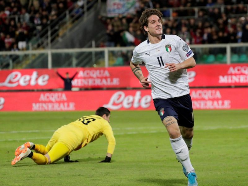 Zaniolo had become an important piece in Italy