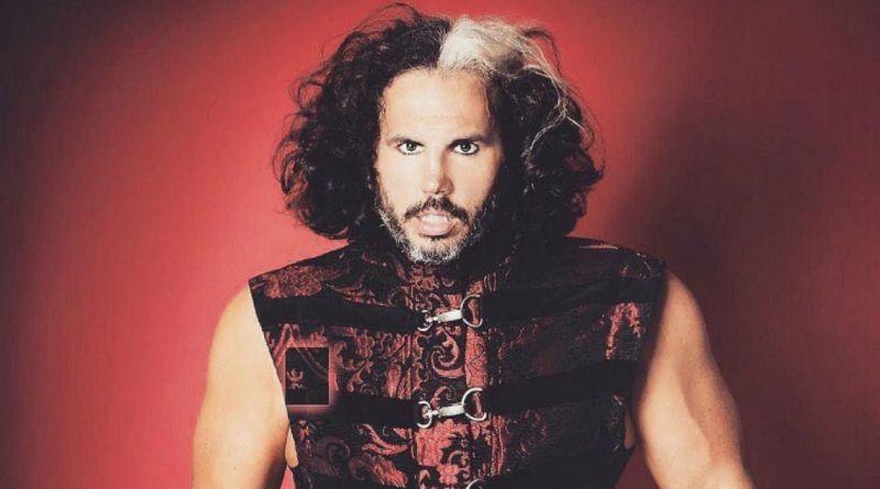 It looks like Matt Hardy may be AEW-bound!