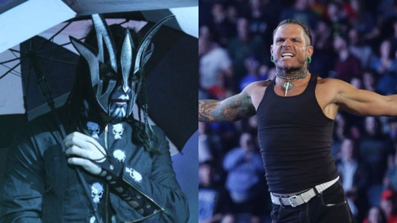 Jeff Hardy is returning to SmackDown this Friday!