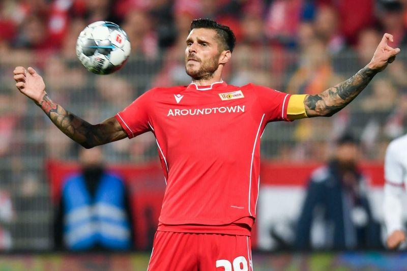 Trimmel has been superb for Union Berlin, one of the better players going forward