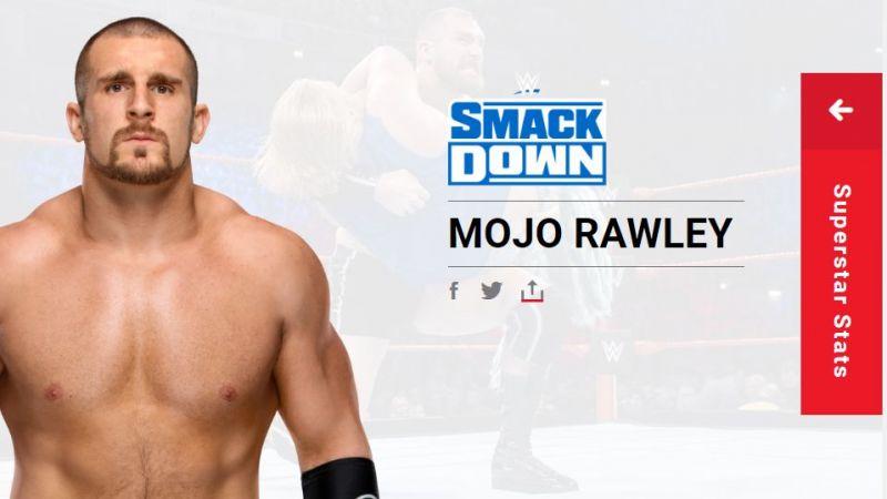 MoJo Rawley a SmackDown antes de WrestleMania 36