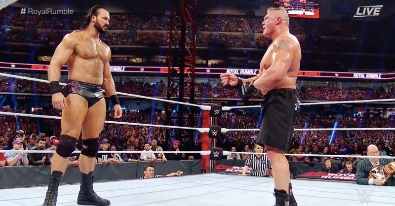 Will Brock Lesnar be a part of WrestleMania?