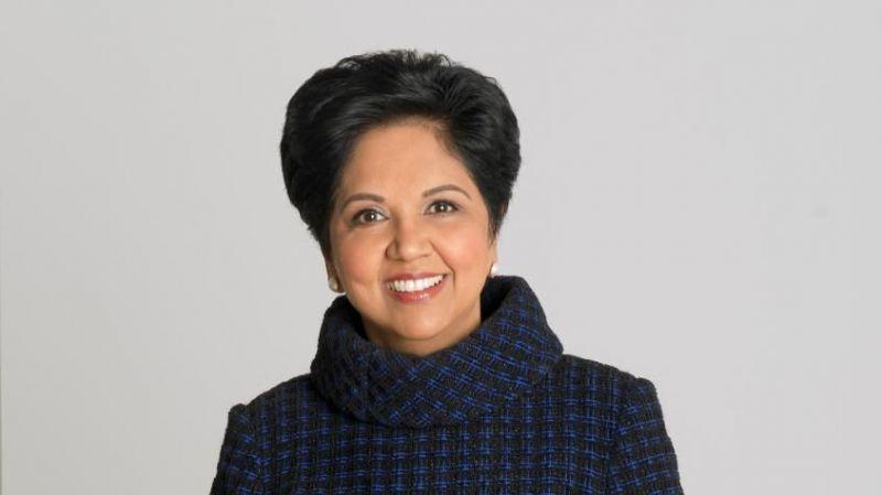 Ex CEO of PepsiCo, Indra Nooyi