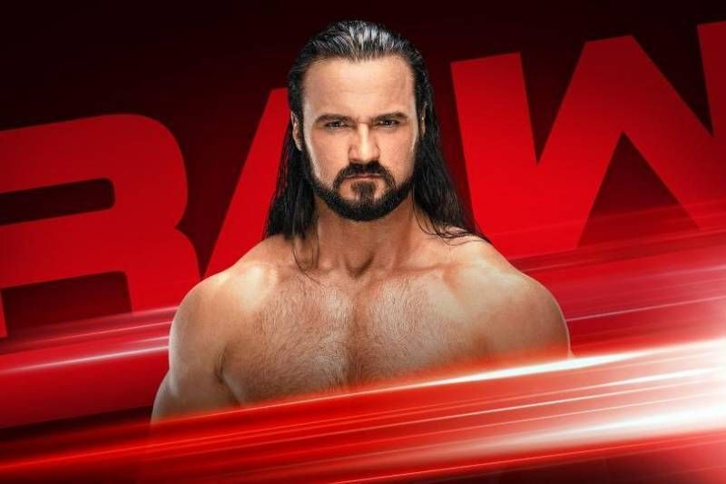 Is someone on the prowl looking to destroy Drew McIntyre?