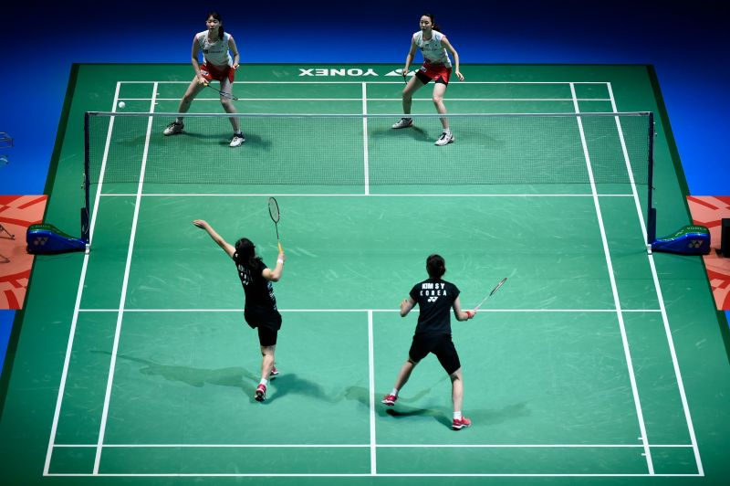 The international badminton calendar is being torn apart by COVID-19