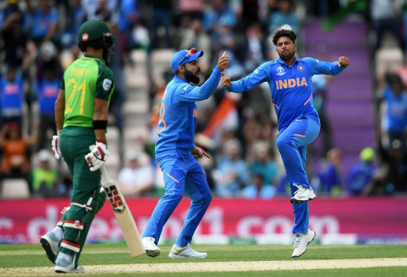 Kuldeep Yadav and Virat Kohli may miss the series