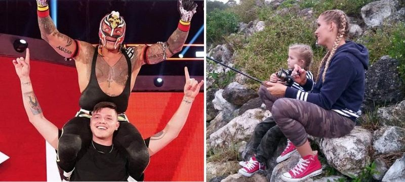 WWE has included a number of real-life children in their storylines in recent years