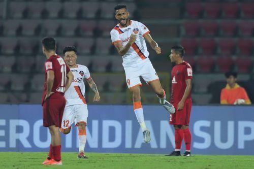 Manvir Singh showed lots of promise early in the season