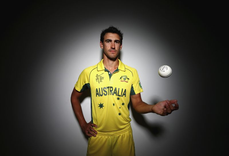 Mitchell Starc will have the onus of troubling South Africa in the powerplay overs