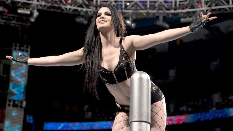 Paige says she