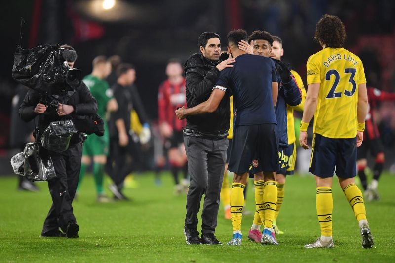 The early signs suggest that Arteta is destined to enjoy a successful career in management