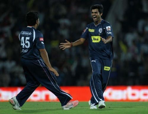 RP Singh helped Deccan Chargers win their maiden IPL trophy in 2009