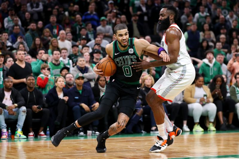 Jayson Tatum dropped 30 points against the Indiana Pacers