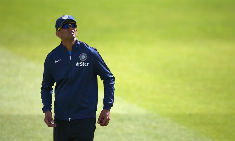 Rahul Dravid was appointed the NCA