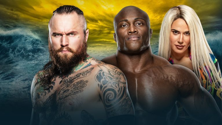 Aleister Black will face an unexpected superstar