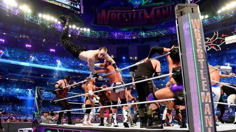No battle royal matches at WrestleMania 36
