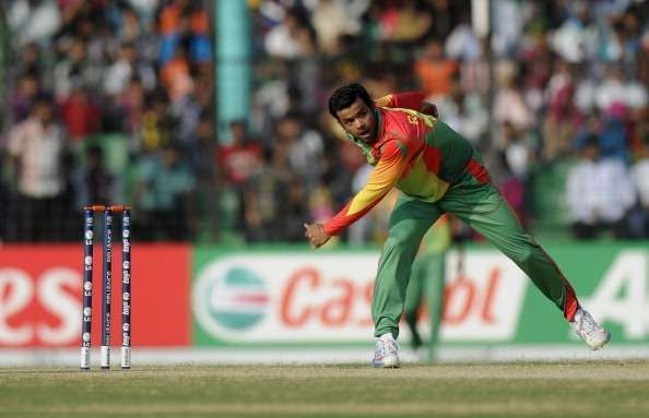 Abdur Razzak represented Bangladesh in 200 international matches