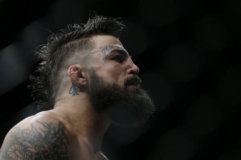 UFC Fight Night Jacare v Hermansson