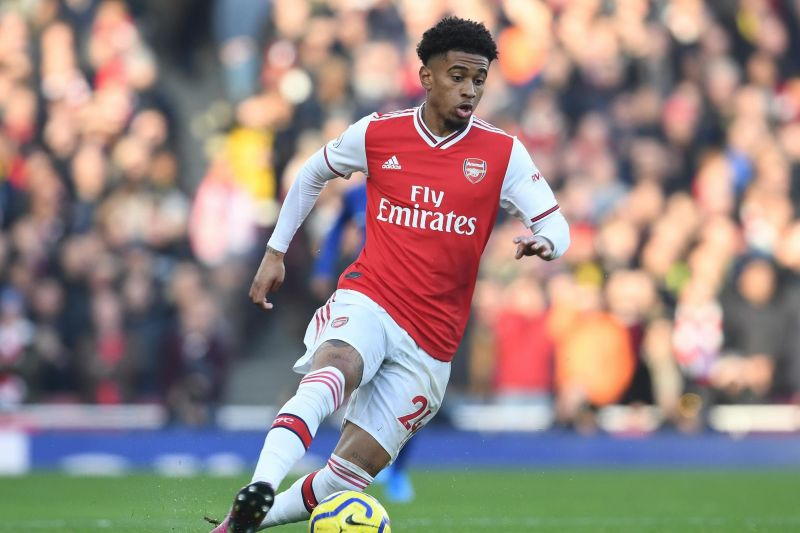 Arteta has openly backed Nelson to shine at Arsenal