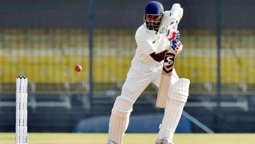 Wasim Jaffer was solid in both innings