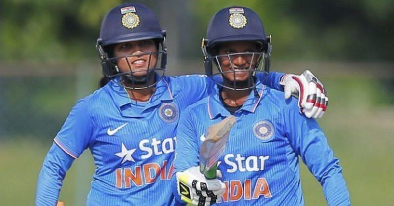 No other pair has put on a 300 run opening stand in the history of women