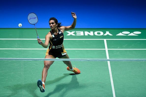 PV Sindhu lost to the 4th seeded Okuhara 21-12, 15-21, 13-21 at the All England Open 2020