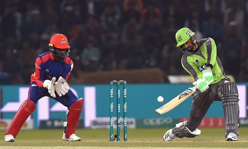 Sohail Akhtar played a captain