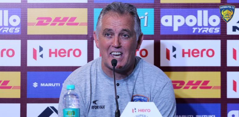 Coyle lamented the lack of a killer instinct in the final third against ATK.