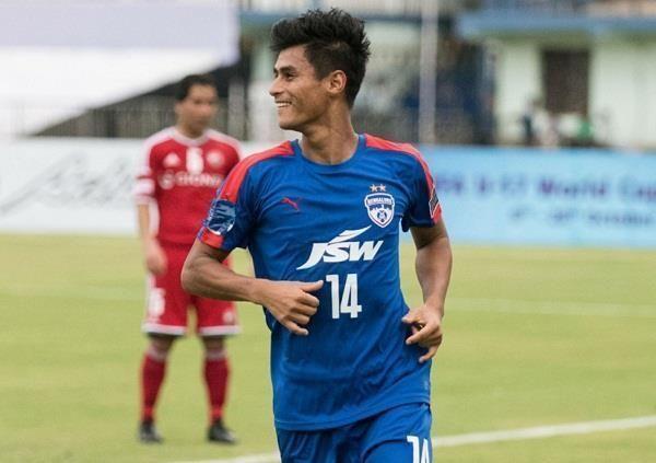 Eugeneson Lyngdoh returned to Bengaluru FC in 2019