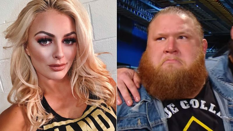Otis has admired Mandy Rose for several years