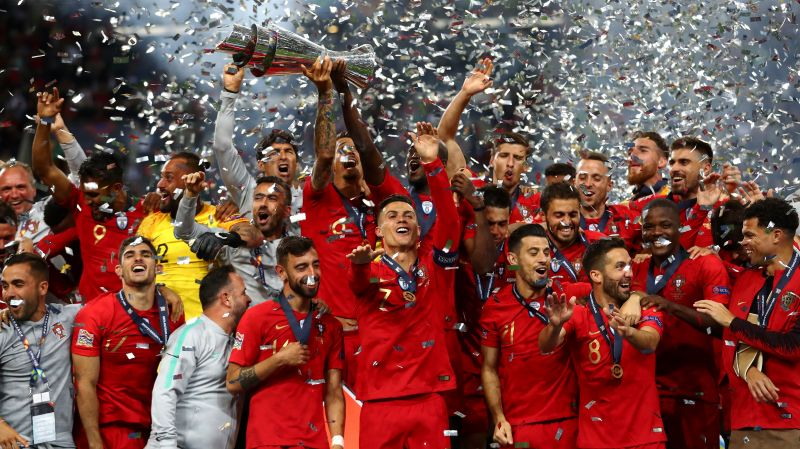 Portugal won the inaugural Nations League in 2019 - but could it become more important than the Euros?