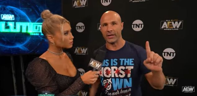 Is Daniels the one? (Pic Source: AEW)