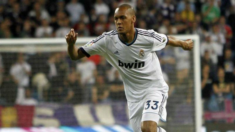 Fabinho made a solitary appearance for Real Madrid in 2013. Credits: Official Twitter/@squawka