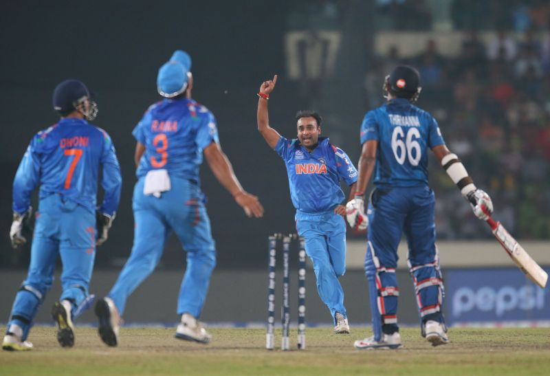 Mishra has had a stop-start career for India