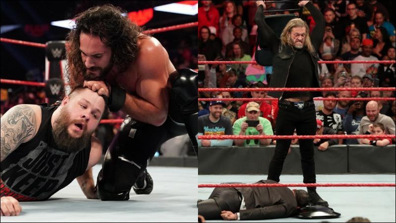RAW began its final build towards WrestleMania