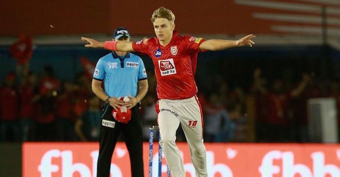 Sam Curran turning up for KXIP
