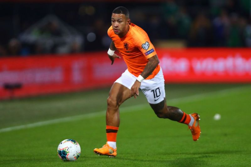 Depay will hope to play a starring role for Netherlands next year