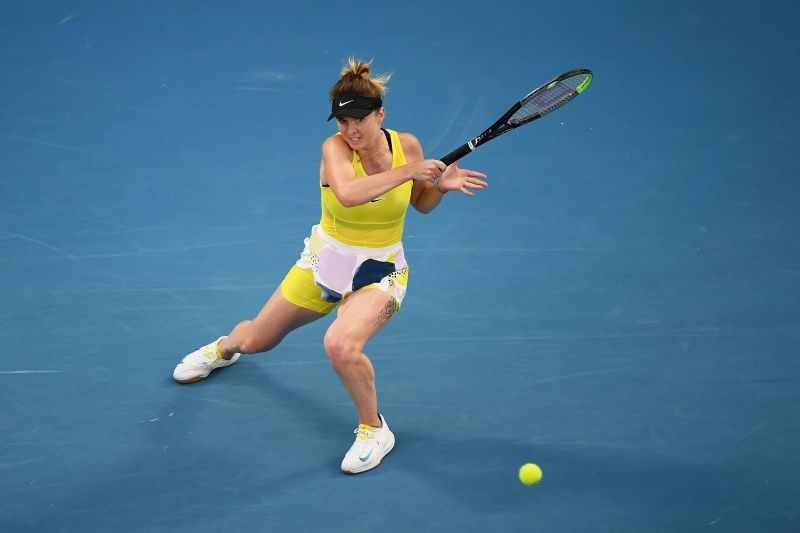 Elina Svitolina has struggled to string together two match wins this year.