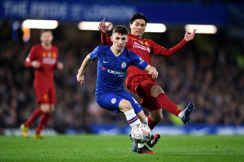 Gilmour impressed in Chelsea