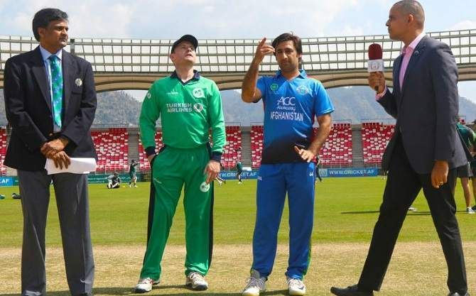 Asghar Afghan will lead Afghanistan in the T20I series against Ireland.