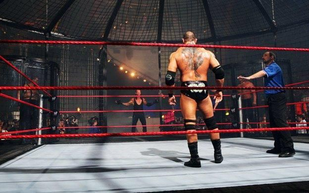 The Undertaker and Batista went bell-to-bell in 2008.