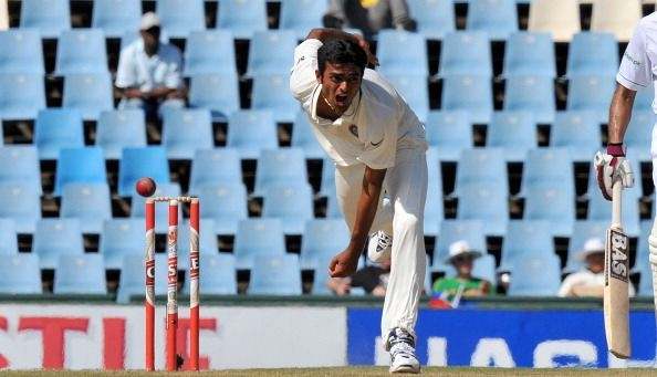 Jaydev Unadkat made his Test debut at the age of 18