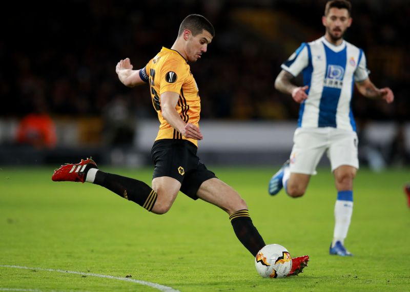 Coady has been a real leader at the back for Wolves this season