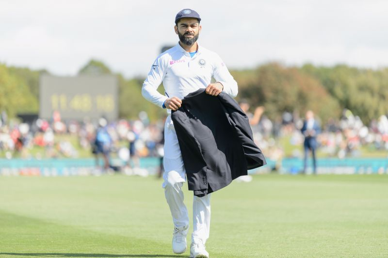 Kohli endured a poor outing against New Zealand