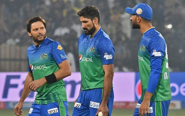 Veterans Shahid Afridi and Sohail Tanvir have been crucial for the Sultans